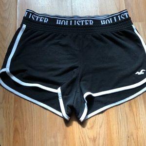2. Black shorts